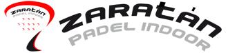 Zaratán Pádel Indoor Logo